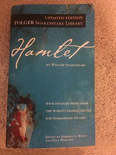 Hamlet >Blue Cover< W/Pages 281 312