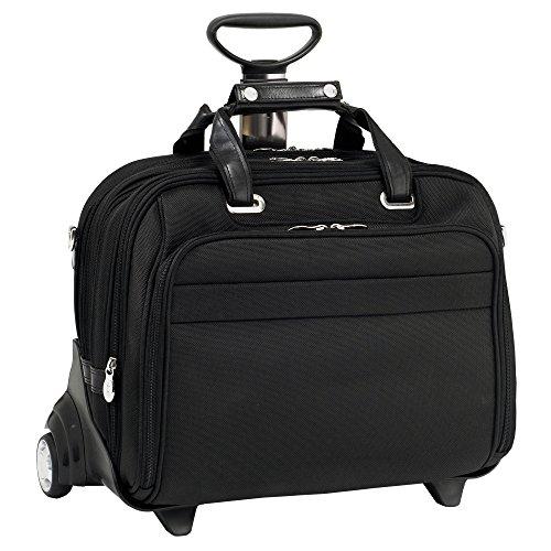 mcklein-usa-76605-midway-156-nylon-check-point-friendly-detachable-wheeled-laptop-case