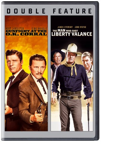 Gunfight At The O.K. Corral /Man Who Shot Liberty Valance, The (DVD) (Double Feature)
