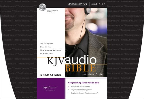 KJV Audio Bible Dramatized by Zondervan