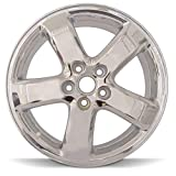 Road Ready Wheels New Replacement Aluminum Wheel Rim For 2005-2009 Pontiac G6 2008 Chevrolet Malibu