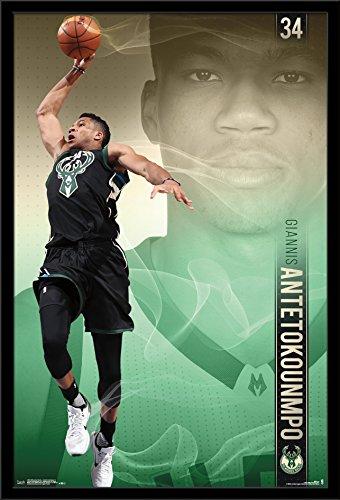 Trends International Wall Poster Milwaukee Bucks Giannis Antetokounmpo