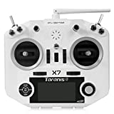 Leewa@ FrSky ACCST Taranis Q X7 2.4GHz 16CH Transmitter Mode 2 For Racing Drone (White)