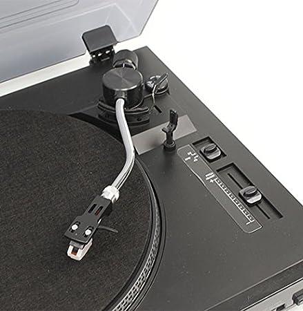 USB MP3 Tocadiscos con mando a distancia Reproductor SD MMC ...