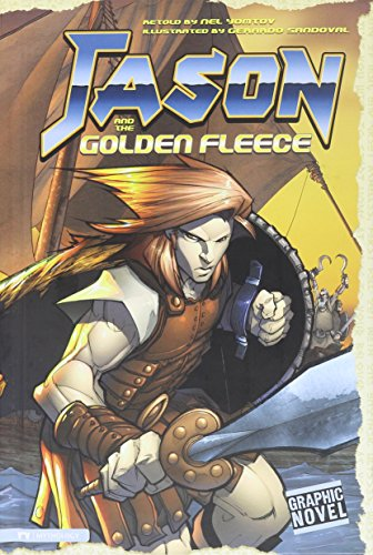 Jason and the Golden Fleece: Mythology (Graphic Revolve) por Nel Yomtov