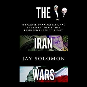 The Iran Wars Audiobook