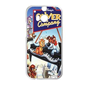 Happy Oliver and company Case Cover For HTC M8 Case