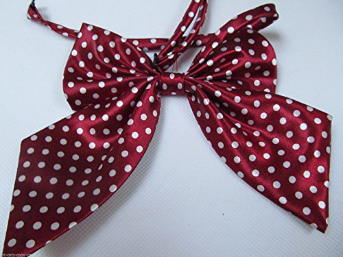 en filles mode 15 d Couleurs ud Cravate Cravate femmes n satin et pour UT6gqYx
