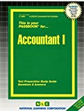 Accountant I(Passbooks) (Career Examination Passbooks)