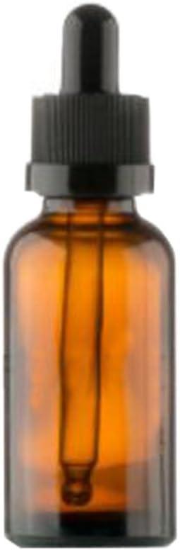 15 ml de vidrio retornables cuentagotas botella envase Esencia (5 PCS): Amazon.es: Belleza