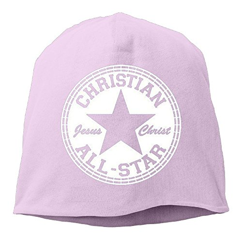 Unisex LSA Apparel - Christian All Star Movement Edging Knitted Hat Beanies - Apparel Zeiss