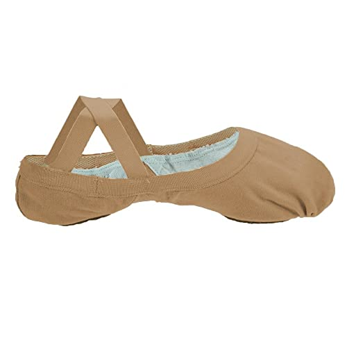 986343803b1 Bloch Women s Pro Elastic Ballet Shoes  Amazon.co.uk  Shoes   Bags