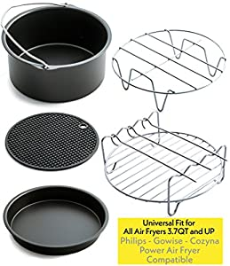 Amazon.com: Air Fryer Accessories for Gowise Phillips and