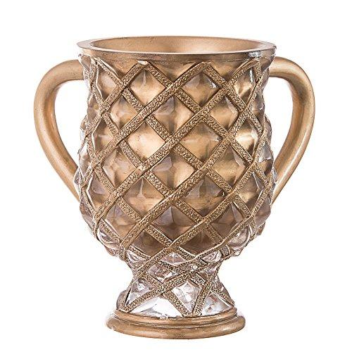 Washing Cup Polyresin Jewish Diamonds product image
