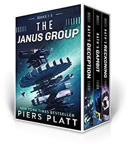 The Janus Group: Books 1-3 by [Platt, Piers]