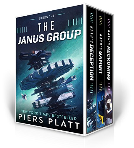 The Janus Group: Books 1-3 cover
