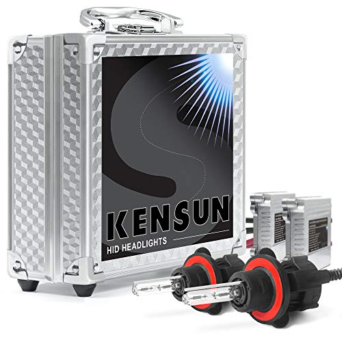 Conversion Kit by Kensun, H13 Dual-Beam Bi-Xenon, 6000K ()