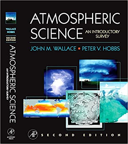 Atmospheric Science An Introductory Survey Pdf