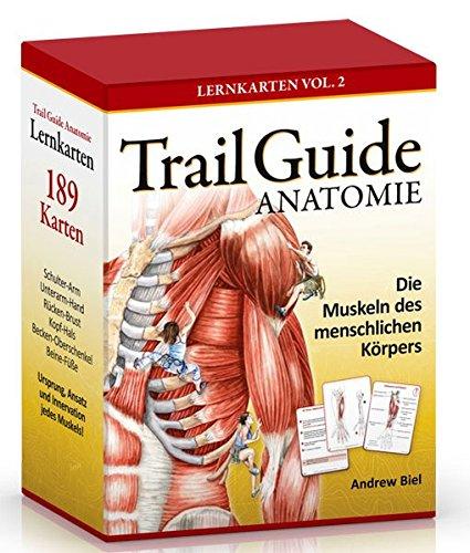 Trail Guide Anatomie - Lernkarten Vol. 2