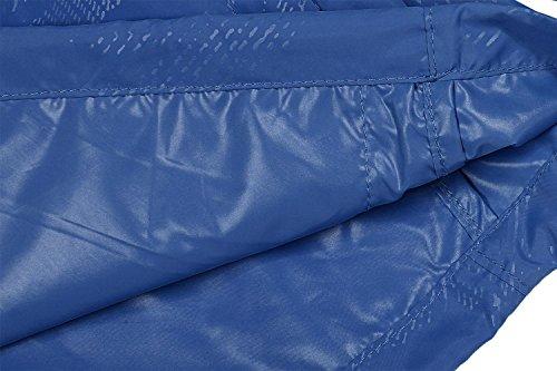 Unisex Blu Giacca Giacca solare Impermeabile Protezione con Cappuccio Scuro sportiva Tomasa 5f0qOz5