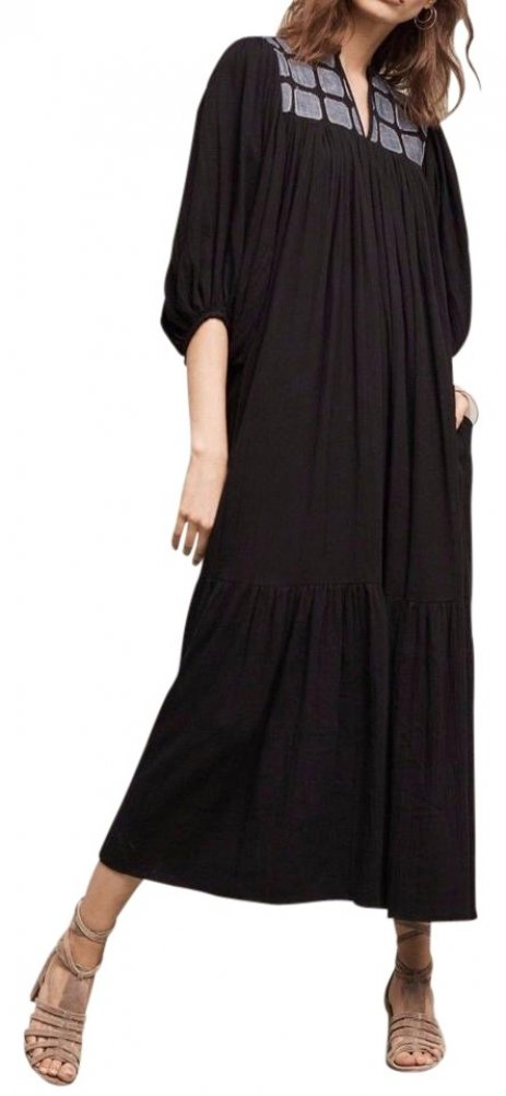 Anthropologie Bellamon Midi Dress by Love Binetti $428 SZ M - NWT(M)