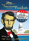 Disney's The American Presidents Civil War and Reconstruction & The Development of the U.S. [Interactive DVD] by Disney Educational Productions