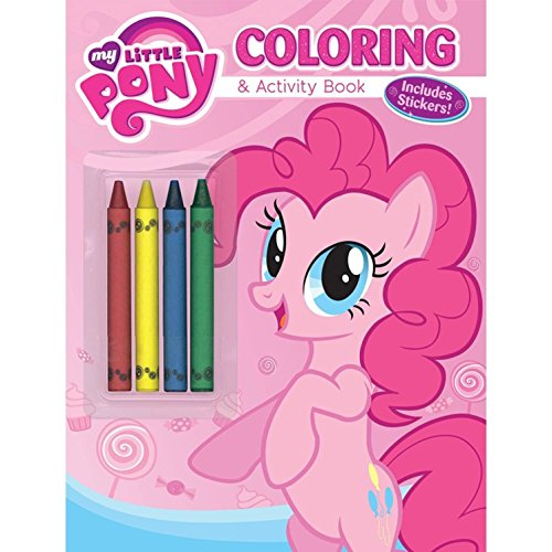 My Little Pony Coloring Book -