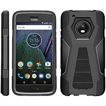 check out 9e90c 2a620 Amazon.com: URBAN ARMOR GEAR [UAG Motorola Moto G5 Plus [5.2-inch ...