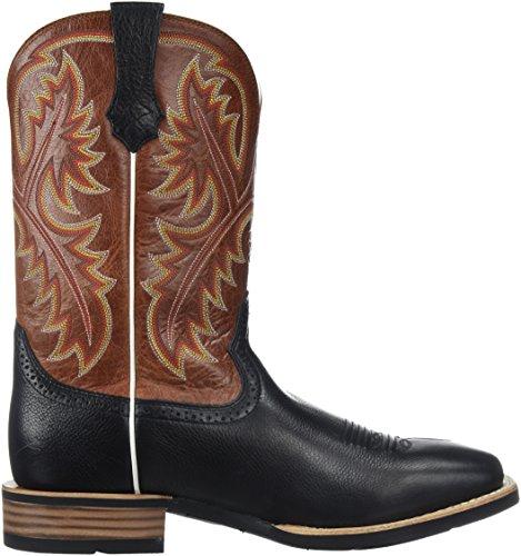 Cinta Deertan Black Botas Cowboy Y western Ariat De Hombre Mosquetones Para w7UqfvEv
