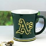 MLB Oakland Athletics 15oz. Sculpted Mug - Green