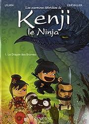 Les aventures débridées de Kenji le Ninja, Tome 1 : Le Dragon des Brumes