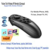 Fortune Tech Remote Support Android/iOS/Windows For Smart Phone, MID,TV Box/ Smart TV, PC, Virtual Reality Headset,3D Glasses; As Video, Music, Mobile Selfie, Mouse, E-book/PPT, VR remote Joysticks