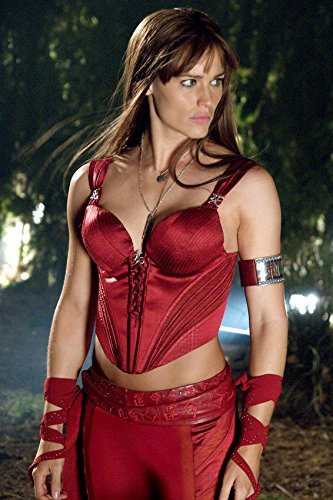 Jennifer Garner Elektra in sexy red outfit 18x24 Poster -