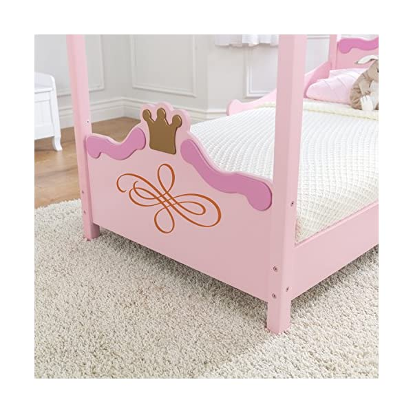 Princess Toddler Bed 5