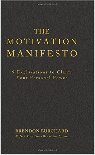 [Motivation Manifesto] The Motivation Manifesto;The Motivation Manifesto:The Motivation Manifesto
