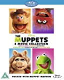 The Muppets Bumper 6 Movie Box Set [Muppets Most Wanted, The Muppets (2011), The Muppets Movie (1979), The Great Muppet Caper, The Muppet Christmas Carol, Muppet Treasure Island] [Blu-ray]