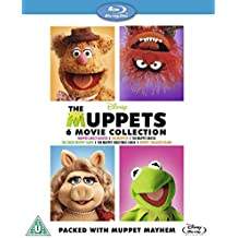 The Muppets Bumper 6 Movie Collection