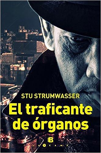 Book El Traficante de Organos