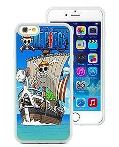 Fashion Designed One Piece 20 White iPhone 6 4.7 Inch TPU Phone Case