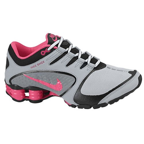 5469487d5ae7 NIKE Women s Shox Vaeda Wolf Grey Vivid Pink Black Synthetic - Import It All