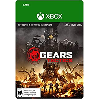 Gears Tactics Standard - Xbox One [Digital Code]