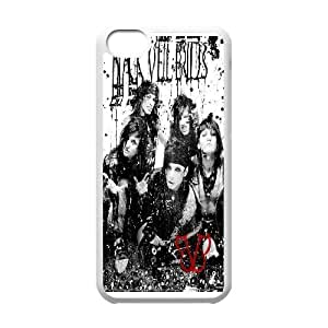 Custom High Quality WUCHAOGUI Phone case BVB - Black Veil Brides Music Band Protective Case For ipod touch 5 ipod touch 5 - Case-3