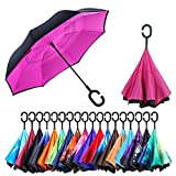 Newsight Reversible Umbrella Dual Layer