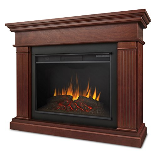 Real Flame - Kennedy Electric Fireplace - Dark Espresso