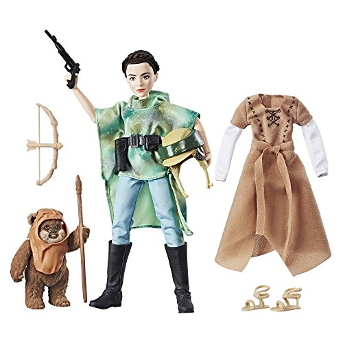 Star Wars Doll (Star Wars Forces of Destiny Endor Adventure)