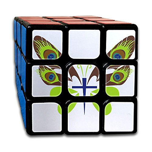 Butterfly Clipart Cross Magic Cube Brain Training Game Match Puzzle Toy For Kids Or Adults Speed Cube Stickerless Magic Cube