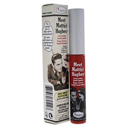 - Meet Matte Hughes Long-Lasting Liquid Lipstick, Honest, Lightweight Matte Finish