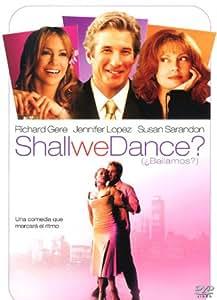 ¿Bailamos? Shall we dance? (2004) [DVD]