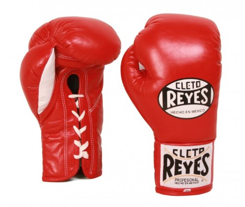Cleto Reyes Official Boxing Gloves with Atached Thumb