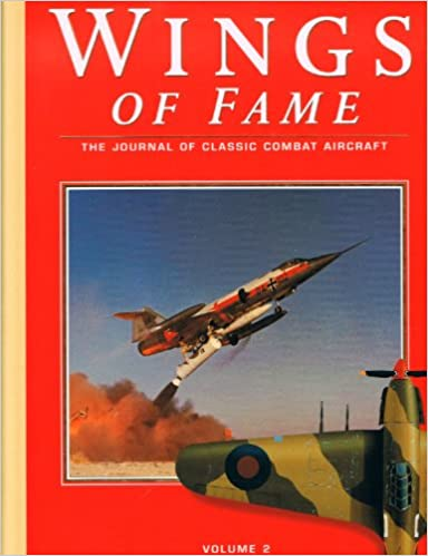 Wings of Fame, The Journal of Classic Combat Aircraft - Vol. 2